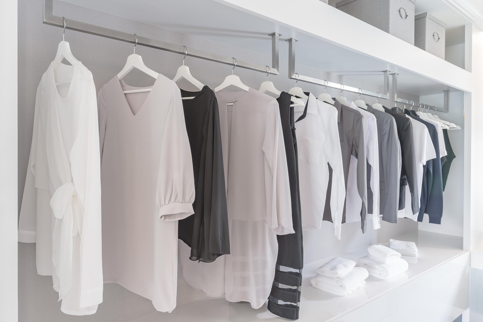 衣類クリーニング
